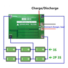 Load image into Gallery viewer, Lithium Battery Charger Lipo Cell Module PCB BMS Protection Board