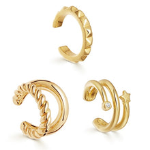 Load image into Gallery viewer, Small Earcuffs Wedding Jewelry  for Women