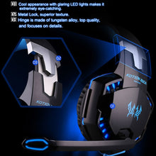 Load image into Gallery viewer, Headphones with Microphone Light for a Mobile Phone  Con Cable for PS4,PC New Xbox