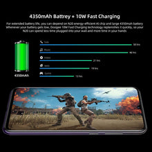 Load image into Gallery viewer, DOOGEE N20 Mobilephone Fingerprint 6.3inch FHD+ Display 16MP Triple Back Camera 64GB 4GB MT6763 Octa Core 4350mAh Cellphone LTE