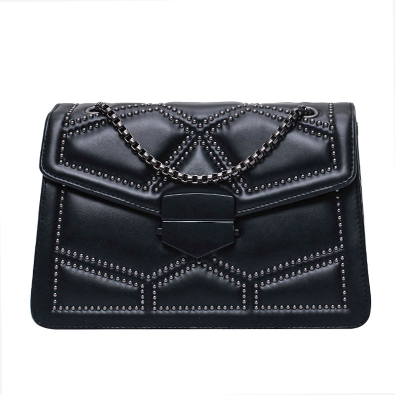 Designer PU Leather Crossbody Bags For Women