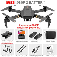 Load image into Gallery viewer, Drone 4k HD Wide Angle Camera 1080P WiFi  Helicopter Toys