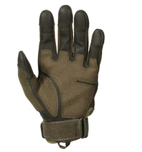 Load image into Gallery viewer, Full Finger Tactical Army Gloves