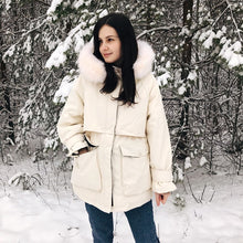 Load image into Gallery viewer, Parka  Winter Jacket for Women