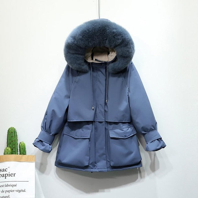 Parka  Winter Jacket for Women