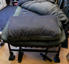Nash Indulgence SS4 5 Season Bedchair + Pillow