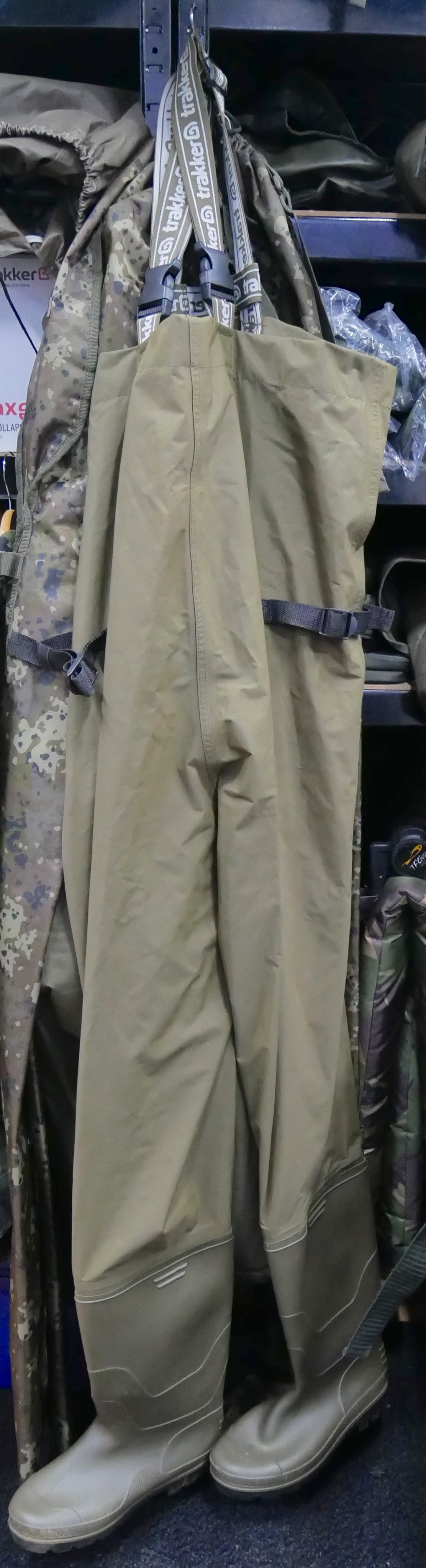 Trakker N2 Chest Waders Size 9