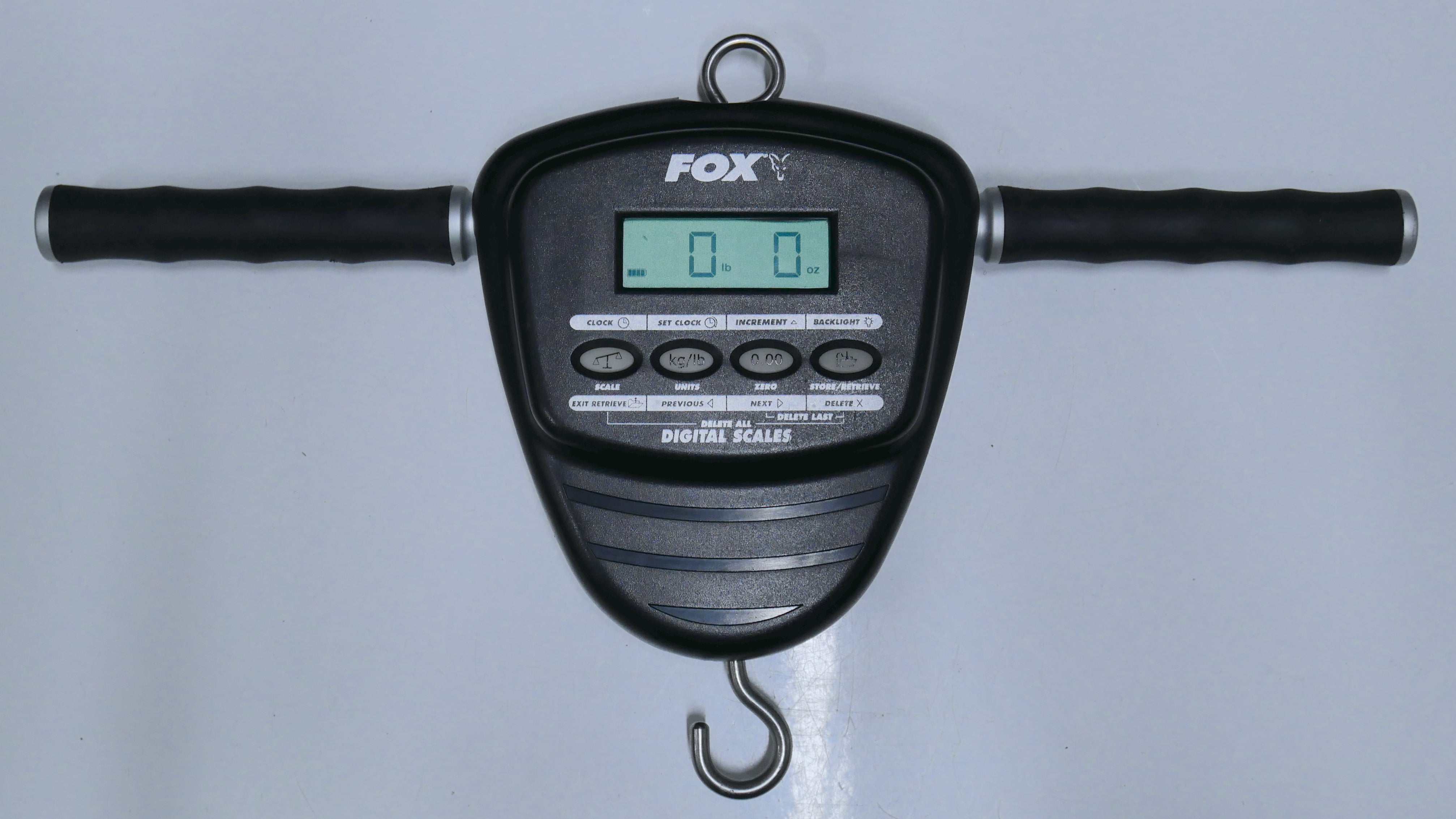 Fox Digital Scales 66lb
