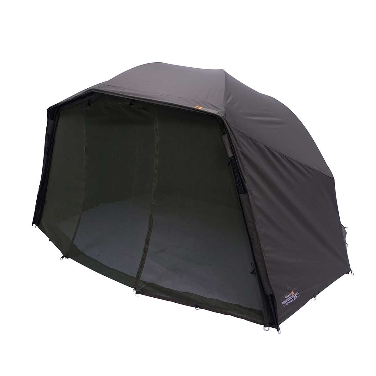 "Prologic Commander VX3 Brolly 50"" With Army Andy DPM Front Infill"