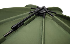 Trakker Tempest Brolly Advanced + Skull Cap Aquatexx