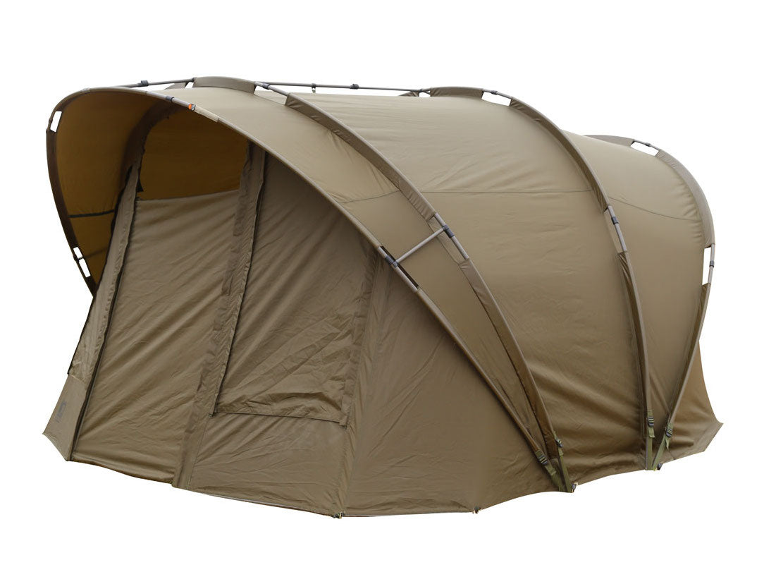 Fox R-Series 2 Man XL Bivvy Khaki + Inner Dome CUM250