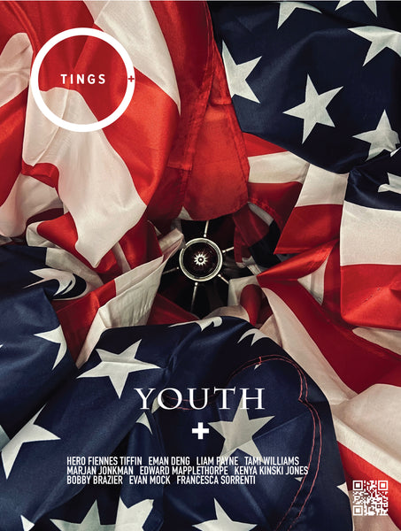 TINGS  Issue 4 : 2020, YOUTH - Limited Edition American Cycle Cover