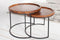Elementary Acacia Nested Side / Coffee Table