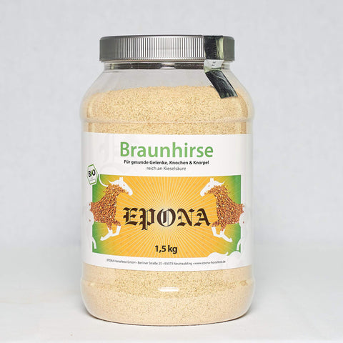 BRAUNHIRSE: DOSE 1,5 KG