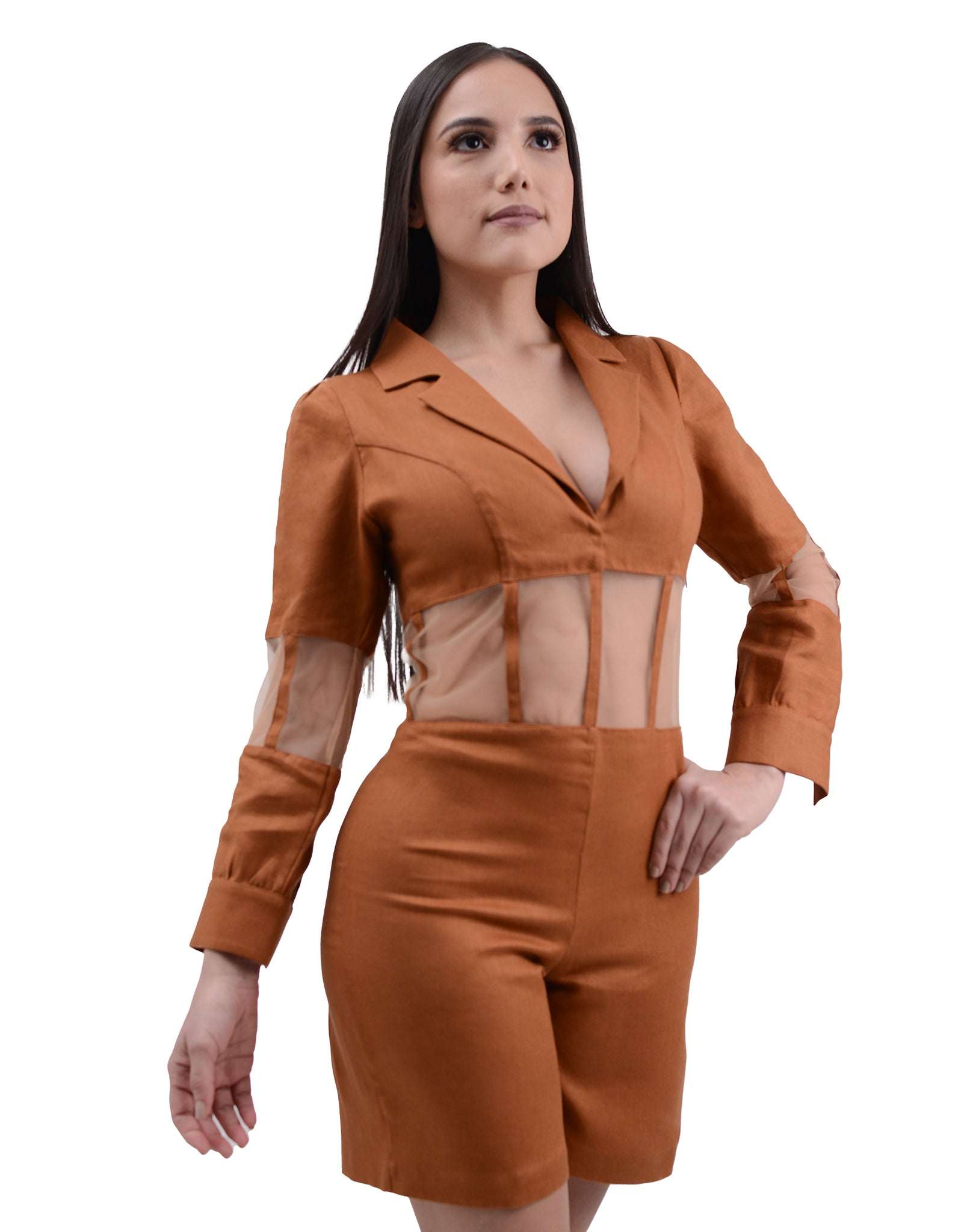 JUMPSUIT NATURAL  WOMEN