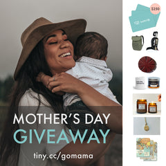 Mother's Day Giveaway Gift for Traveling Moms