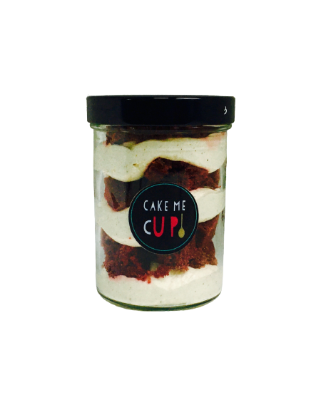 Red Velvet Cake me cUP