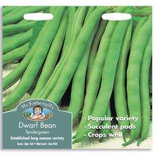 Load image into Gallery viewer, DWARF FRENCH BEAN <br>Tendergreen