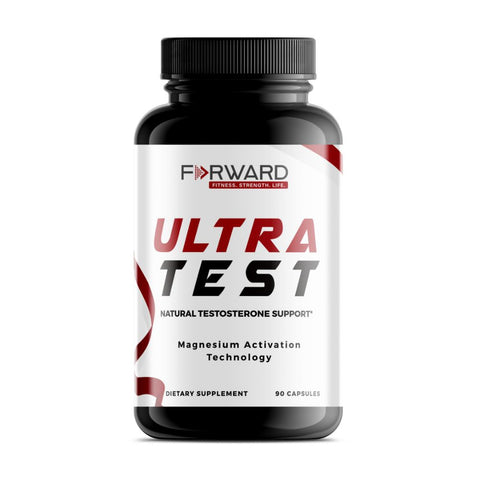 Ultra Test (Natural Testosterone Support)