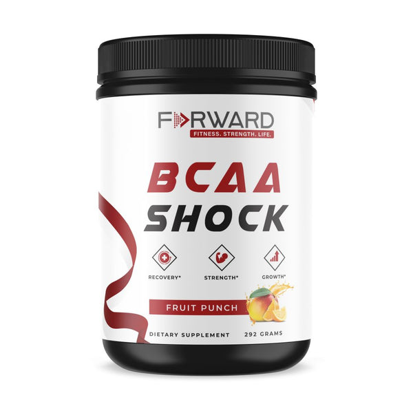 BCAA Shock Powder (Fruit Punch)