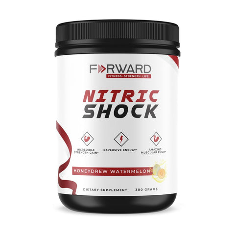 Nitric Shock Pre-Workout (Watermelon)