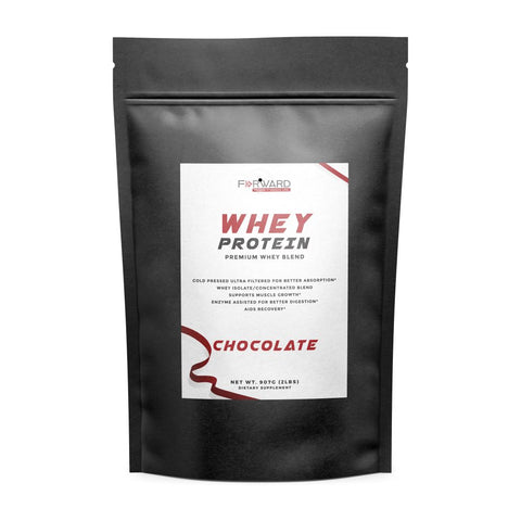2lb Whey Protein (Chocolate)