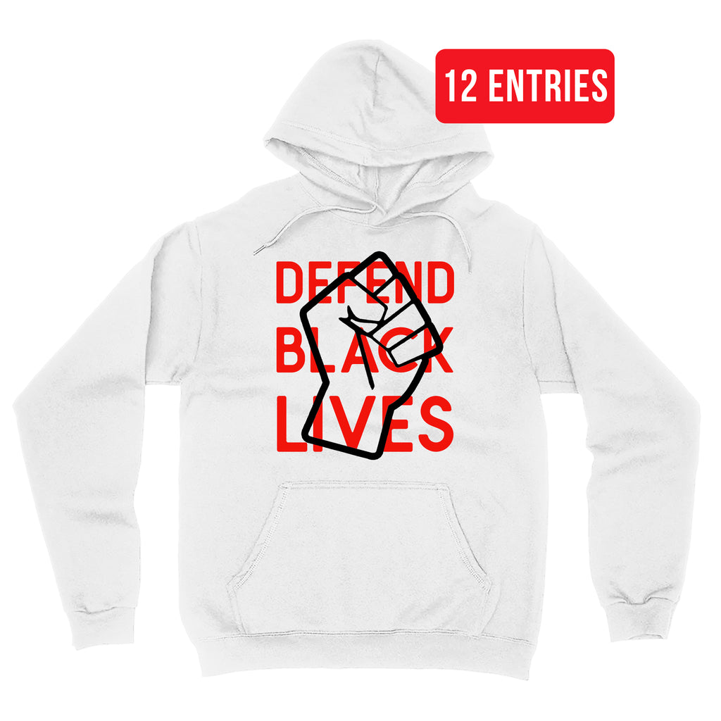 Defend Black Lives Hoodie