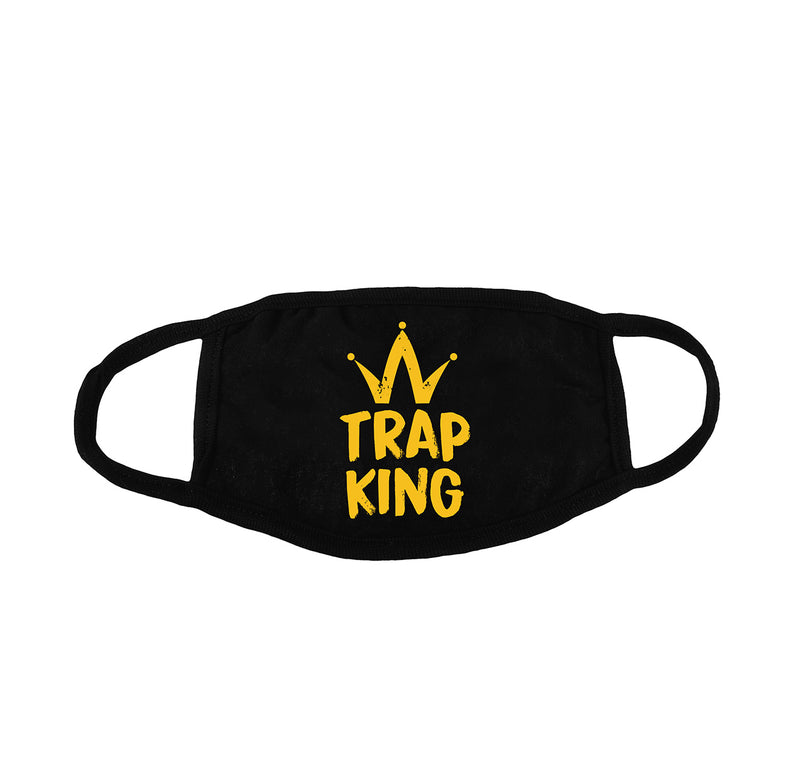 Trap King Mask