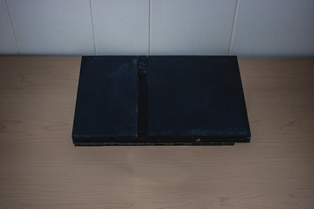 PlayStation 2 Slim - Retro Remastered
