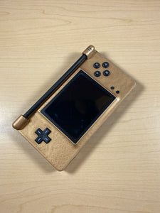 Game Boy Macro (Gold and Black)