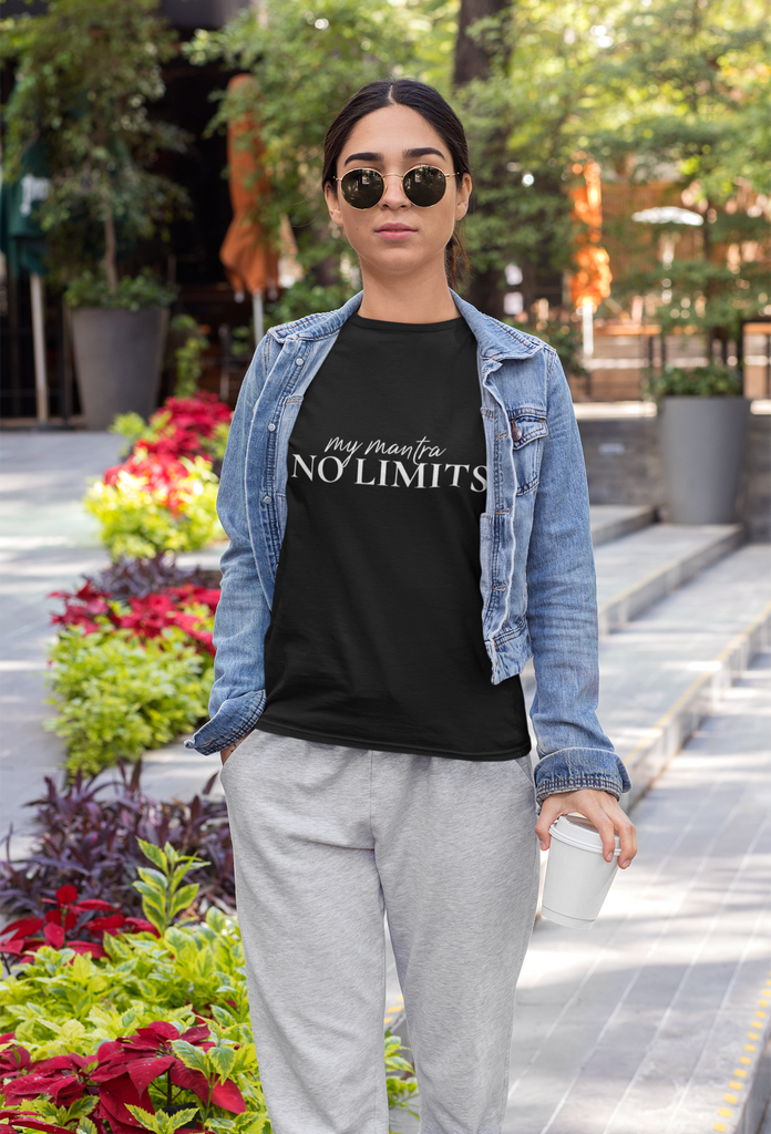 No Limits, Boyfriend Tee