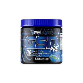 Impel Nutrition GSD Pre-Workout
