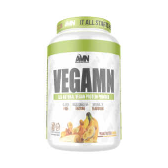 American Made Nutrition Vegamn Vegan Protein