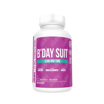 American Made Nutrition B'Day Suit