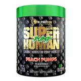 Alpha Lion Super Human Pump Stim Free Pre-Workout