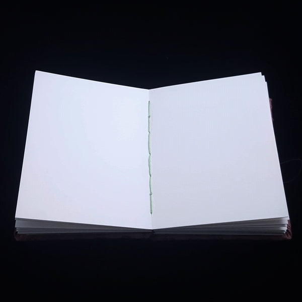 Hard Cover Fabric Book