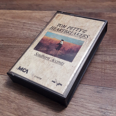 Tom Petty and the Heartbreakers Cassette Book