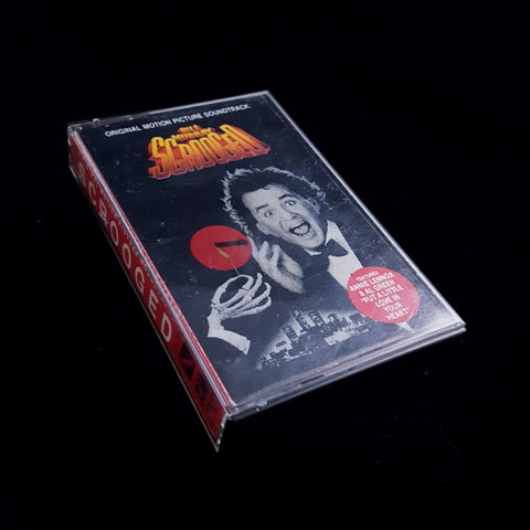 Scrooged Cassette Book