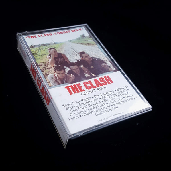The Clash Cassette Book