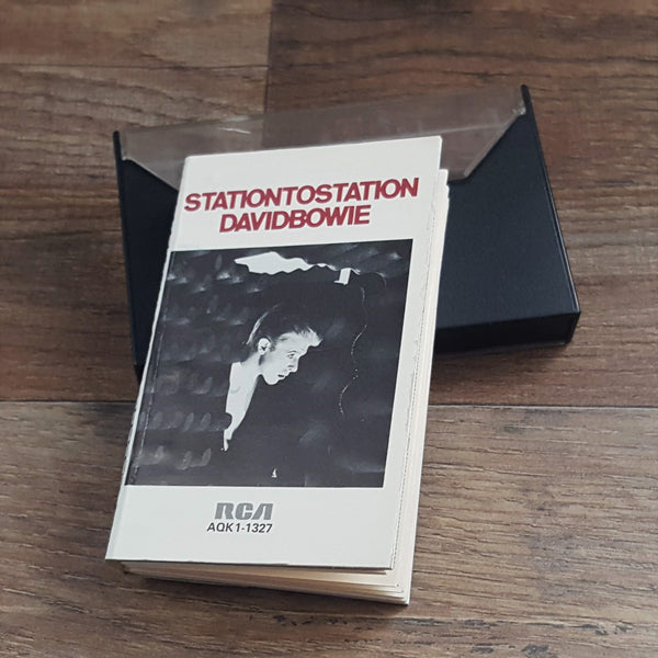 David Bowie Cassette Book