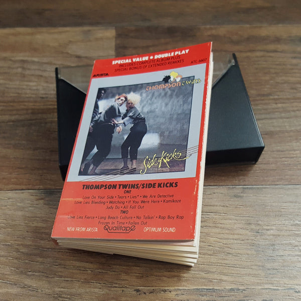 Thompson Twins Cassette Book