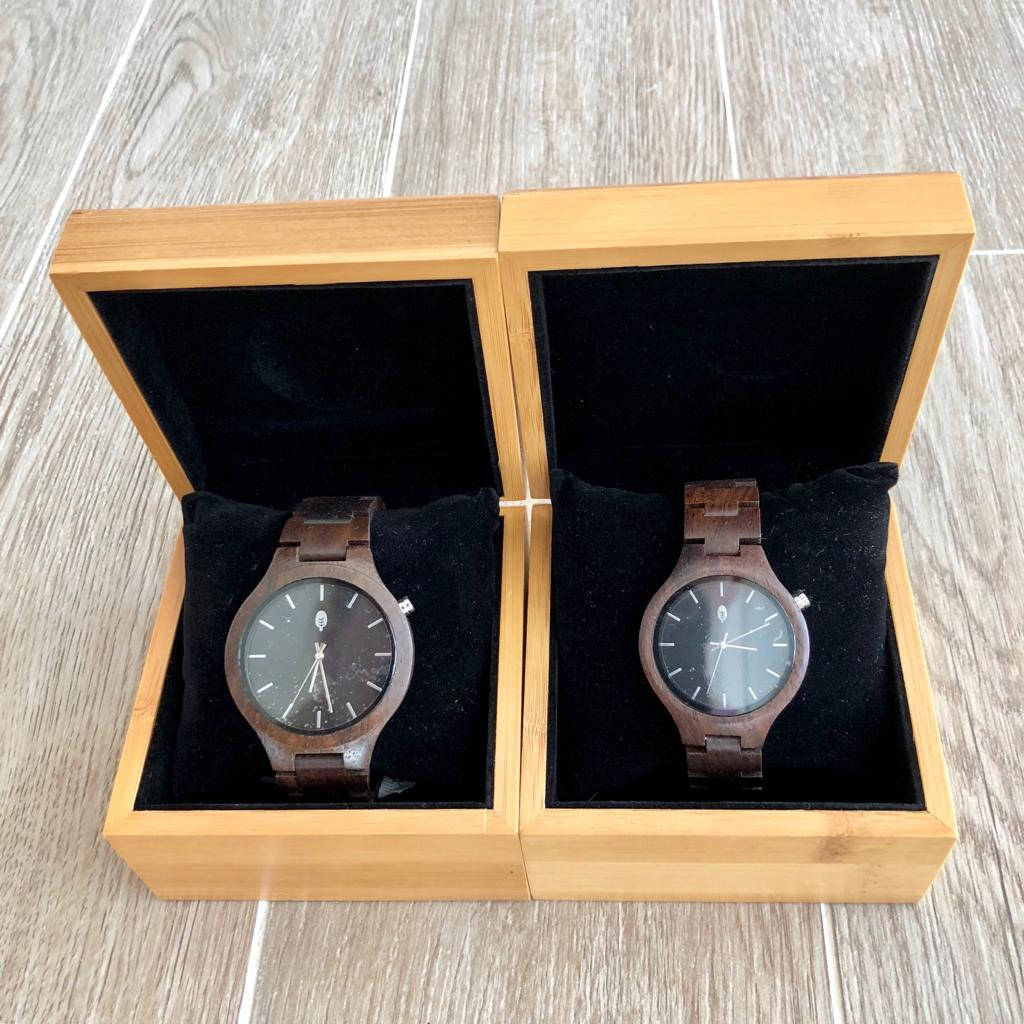 Wild Wood - The Kinabalu Watch for Women