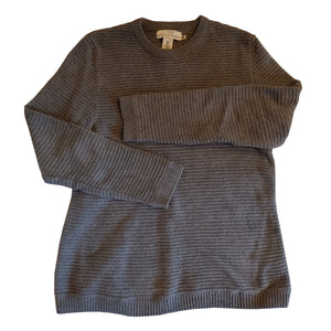 Friperie - Tricot gris H&M