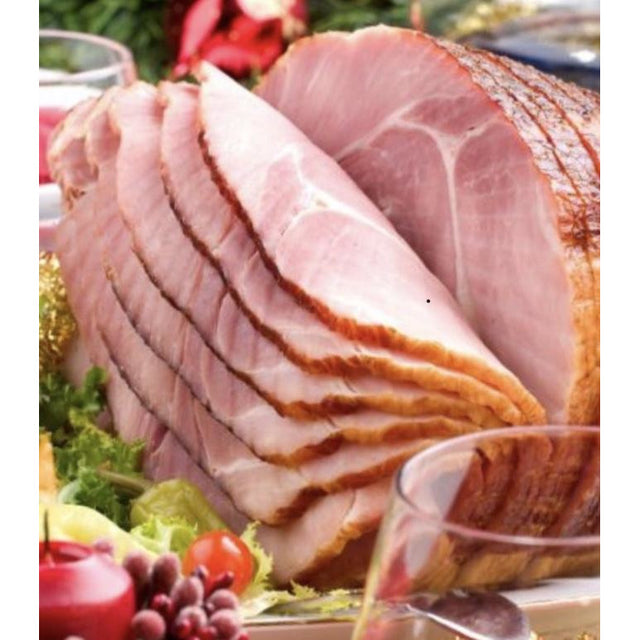 Cooked Yorkshire Ham (Slices)
