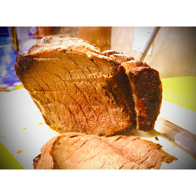 Yorkshire Roast Beef Cooked Slices