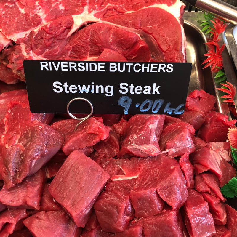 Beef Stewing Steak (Diced Beef)