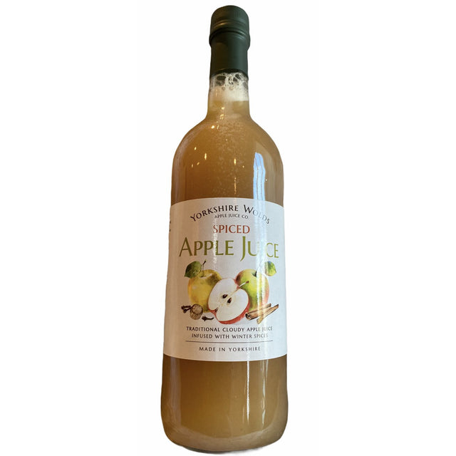 Yorkshire Spiced Apple Juice