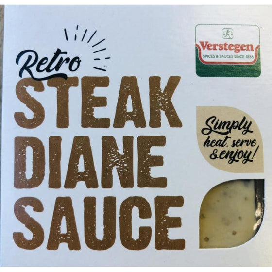 Steak Diane Sauce
