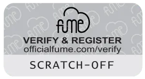 Go to Fume Official Site to verify products.
