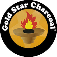Gold Star Charcoal 33 mm Shisha Hookah Incense Charcoal 10 Roll 100 Pieces